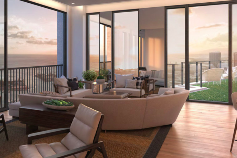 Ward Village Residential and Mixed Use Developement- Honolulu, HI