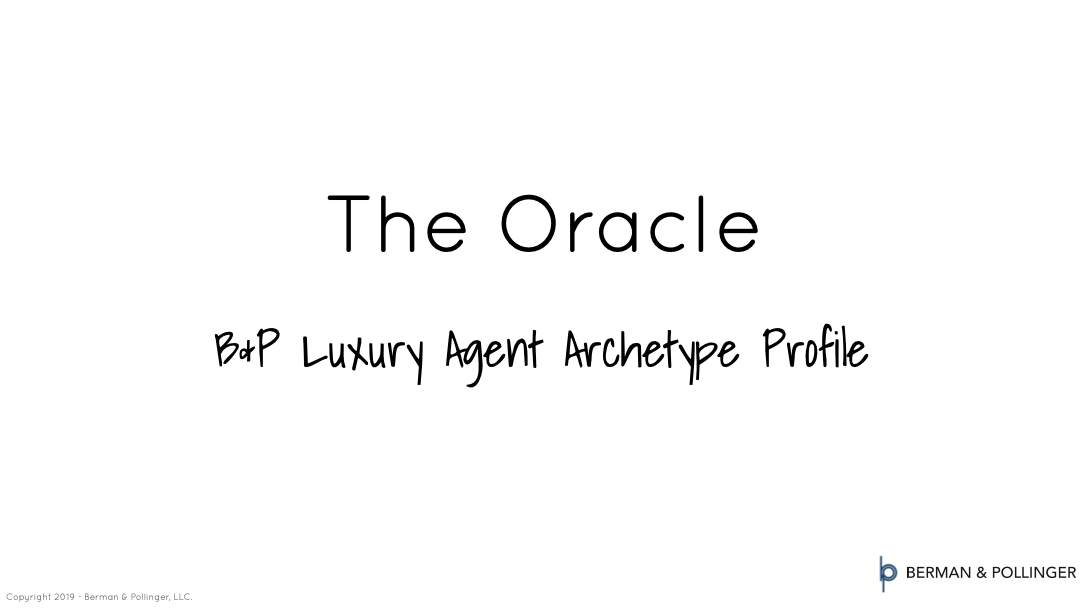 Oracle Profile Cover