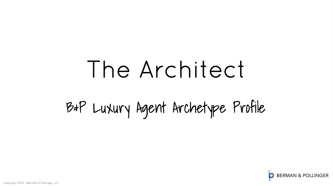 Architect Profile Report