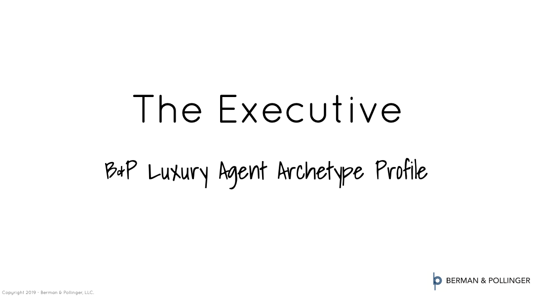 Executive Profile Report