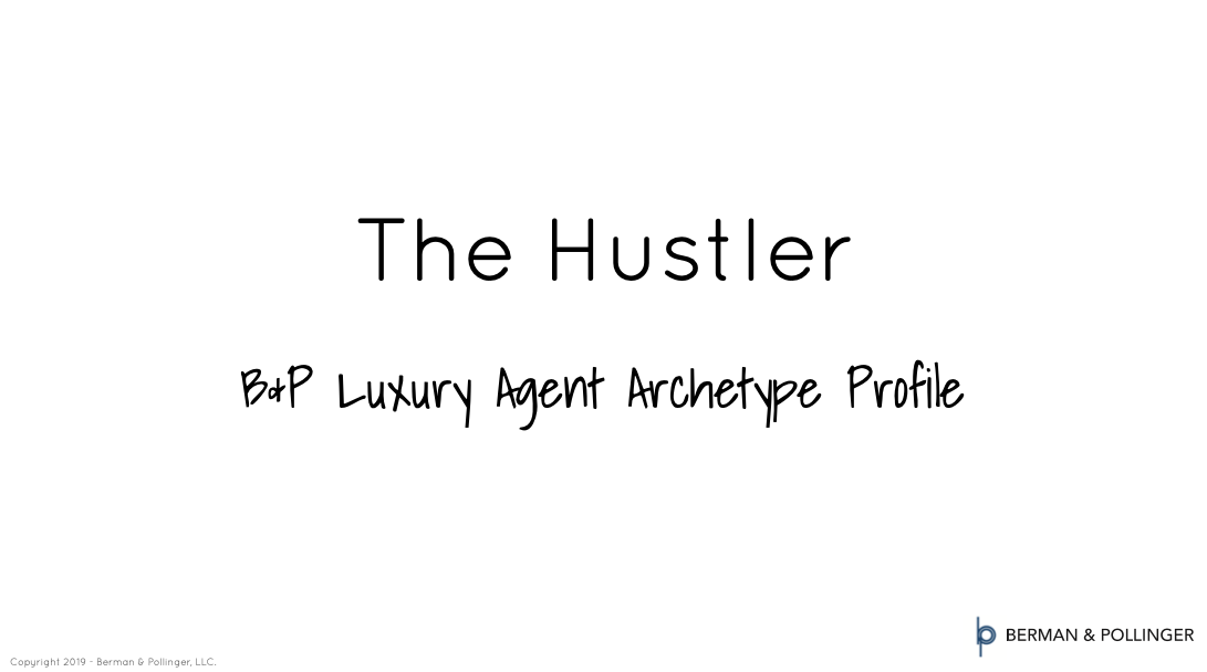 Hustler Profile Report